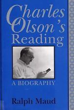 Charles Olson's Reading: A Biography, Maud, Professor Emeritus Ralph, Acceptable