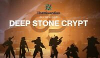 Deep Stone Crypt full raid clear all chests PC