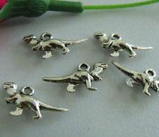 20Pcs zinc alloy dinosaur pendants 21x11mm 1A784