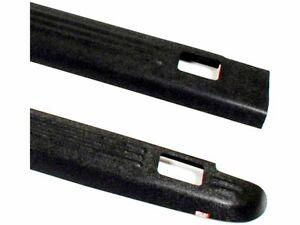 For 2011-2014 GMC Sierra 3500 HD Bed Side Rail Protector Westin 48946JS 2012