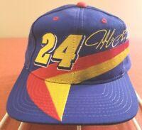 Jeff Gordon NASCAR Nutmeg Vintage Blue Jeff Gordon #24 Snapback Cap