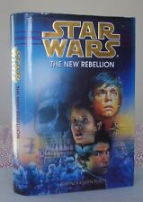 STAR WARS: THE NEW REBELLION Kristine Kathryn Rusch Bantam 1st edition HB