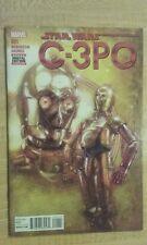 Marvel Comics Star Wars Special C-3PO #1 Cover A - Tony Harris Cover
