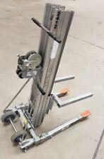 Sumner 2412 Super Hoist Material Lift 12 Lift Height-450lb Rated fit Genie NJ PU