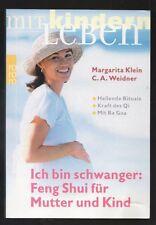 Ich bin schwanger: Feng Shui für Mutter und Kind – Margarita Klein Sachbuch mit