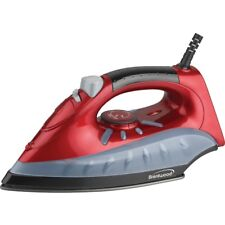 Brentwood Brentwood Non-stick Steam And Dry, Spray Iron (red)