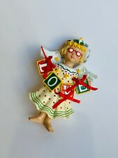 Mary Engelbreit Ornament, Love, Character, Child, Christmas, Valentines