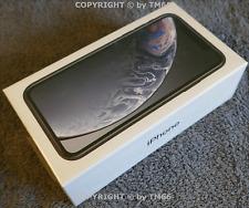 Apple iPhone XR - 64GB - Schwarz (Ohne Simlock) A2105 (GSM)