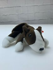 TY Beanie Babies Collection Retired Bruno The Dog September 9,1997 Rare Errors