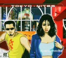 Tokyo Nites (NEW & SEALED 2xCD) Michiko Tanaka Yuki Morita