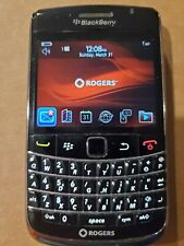 BlackBerry Bold 9700 - Black (ROGERS) Smartphone - Tested and Amazing Condition