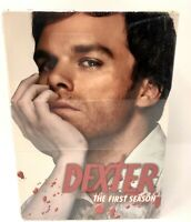 New Sealed Dexter: The Series Seasons 1 2 3 4 5 6 7  DVDs DVD Box Set Show