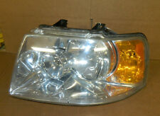 2003 2004 2005 2006 FORD EXPEDITION DRIVER SIDE LEFT OEM HEADLIGHT w/warranty