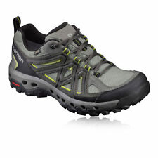 Calzado de hombre senderismo Salomon color principal gris