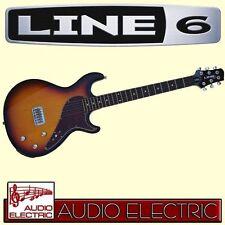 Line 6 Variax 500 Modelling E-Gitarre sunburst