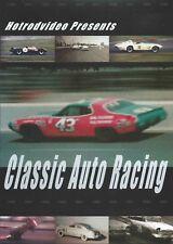 Classic Auto Racing DVD Vintage NASCAR USRRC NHRA Drag Racing Films