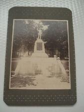 RINGGOLD LIGHT ARTILLERY MONUMENT PHOTO ~ READING PA ~ CIVIL WAR