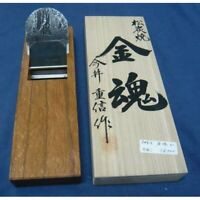 Japanese Woodworking Carpentry tool kanna Shigenobu Imai Gold Seoul 70mm New