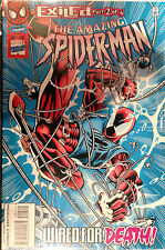 Amazing Spider-Man Vol 1 #405 NM- 1st Print Free UK P&P Marvel Comics