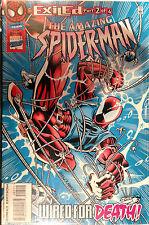 Amazing Spider-Man Vol 1 #405 NM- 1st Print Free UK P&P Marvel Comics