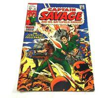 Captain Savage & His Battlefield Raiders #13