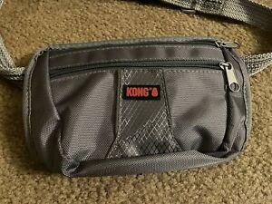 KONG waist harness dog walkers bag Waistpack