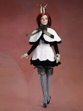 Tonner Re-Imagination Stacked Deck Heart doll NRFB LE 150 Alice in Wonderland