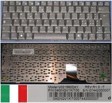 Clavier Qwerty Italien Packard Bell EasyNote BG45 BG46 V021562DK1 04GNQV1KIT00
