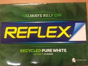 Reflex A3 Pure white Office Paper 80gsm Ream 500 103604 - missing approx 20 page