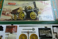 MAMOD Live Steam TWK Kit Traction Engine and log wagon kit 1982 issue