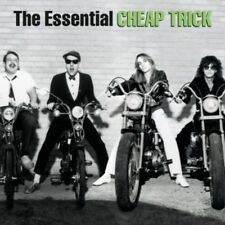 CHEAP TRICK (ESSENTIAL - GREATEST HITS 2CD SET SEALED + FREE POST)