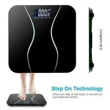180Kg Digital Electronic Body Fat Bathroom Scale Hd Lcd Scales Gym Weight Loss