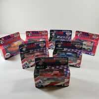 1991 and 1992 Matchbox Team Collectible Lot of 7 Limited Edition 1/64 Scale MLB