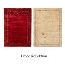 Einfarbige Teppiche in Handgeknüpft-Nepalesische Herstellung