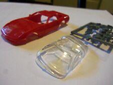 Corvette  BODY Mini Lindy (?) Kit Custom