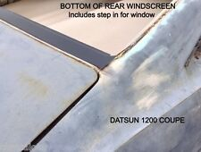 Datsun 1200 COUPE Bottom of Rear Windscreen Sections RIGHT