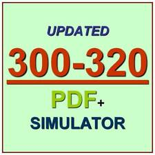 CCDP Designing Cisco Network Service Architectures ARCH Test 300-320 Exam QA+SIM