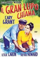 IL GRAN LUPO CHIAMA  DVD AVVENTURA