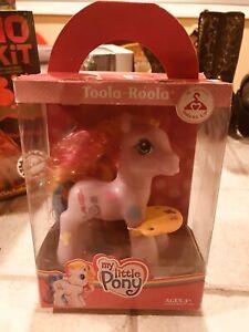 My Little Pony G3 Toola-Roola Paint Dress Up Painter Figure 2008