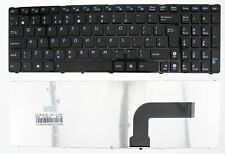 ASUS K52 K52F K52J K52JB X52 X52J X52N G72 G73 KEYBOARD UK LAYOUT WITH FRAME F91