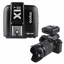 Godox Wireless Flash Trigger Transmitter X1T-S For Sony A7II A7S A7R A6000 TT685