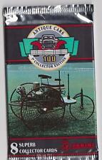 ANTIQUE CARS 1ST COLLECTOR EDITION SEALED PACK TRADING CARDS PANINI