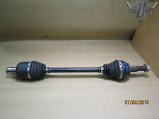 05-13 CHEVROLET CORVETTE C6 REAR LEFT SIDE DRIVE AXLE SHAFT OEM