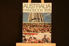 AUSTRALIA 1978.