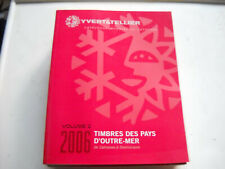 catalogue Yvert Pays d'outre-mer Volume 2