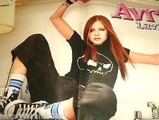Ein Poster mit Avril Lavigne Rückseite ist Britney Spears für Deine Sammlung