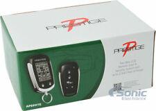 Prestige 2-Way Paging Keyless Entry Remote Start Car/Auto Security Alarm System
