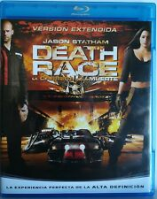 Death Race. La Carrera de la Muerte. BluRay
