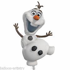 """41 """"Disney's congelati Pupazzo Di Neve Olaf Partito personaggio FOIL SUPERSHAPE NUMERO di riferimento"""