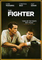 The Fighter (DVD, 2011, Widescreen, Used) Usually ships within 12 hours!!!